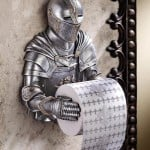Knight Toilet Paper Holder 5