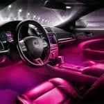 LED Interior Underdash Lighting Kit 8