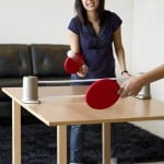 Portable Table Tennis Set 4