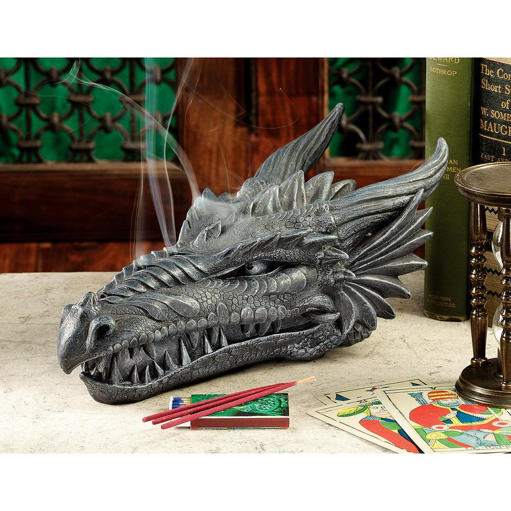 Smoking Dragon Incense Box 1