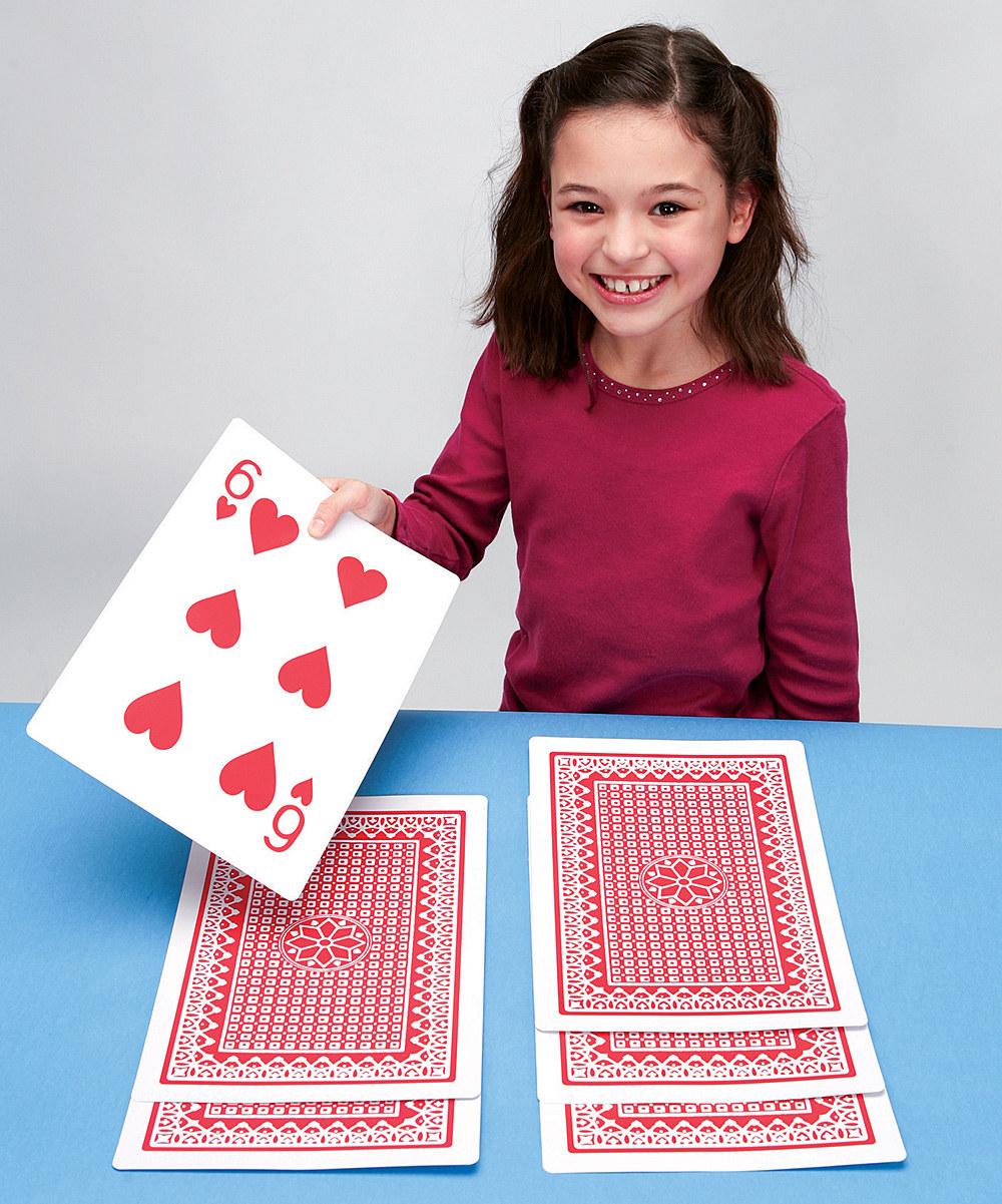 Super Jumbo Playing Cards 1
