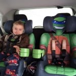 Teenage Mutant Ninja Turtle's Harness Booster 4