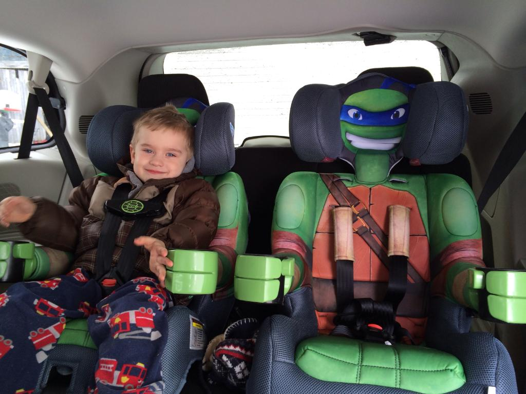 teenage mutant ninja turtle s harness booster. Black Bedroom Furniture Sets. Home Design Ideas