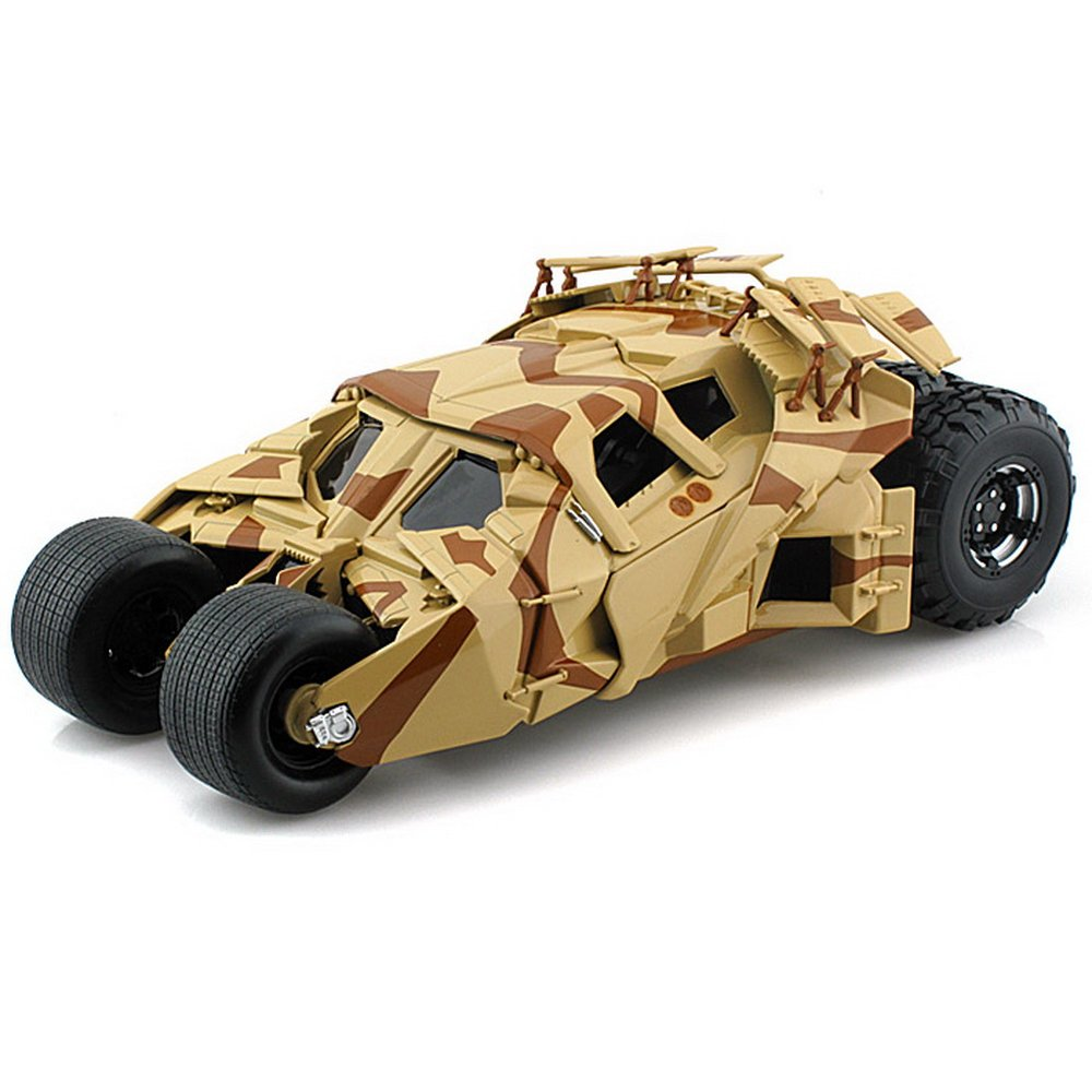The Dark Knight Rises Batmobile Hotwheel 1