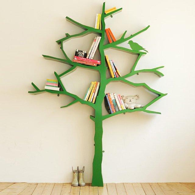 Tree Bookcase 1