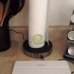 USB Paper Towel Holder