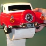 1956 Thunderbird Toilet Paper Holder  7