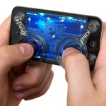 Fling Mini Joystick for iPhone 6