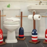 Buoy Toilet Paper Holder