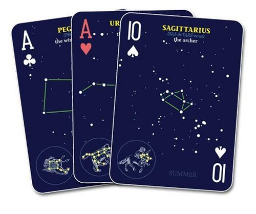 Constellations Playing Cards 1