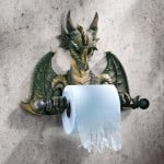 Dragon Toilet Paper Holder 9