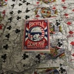 Escape Map Playing Cards 2