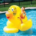 Giant Inflatable Ducky 12