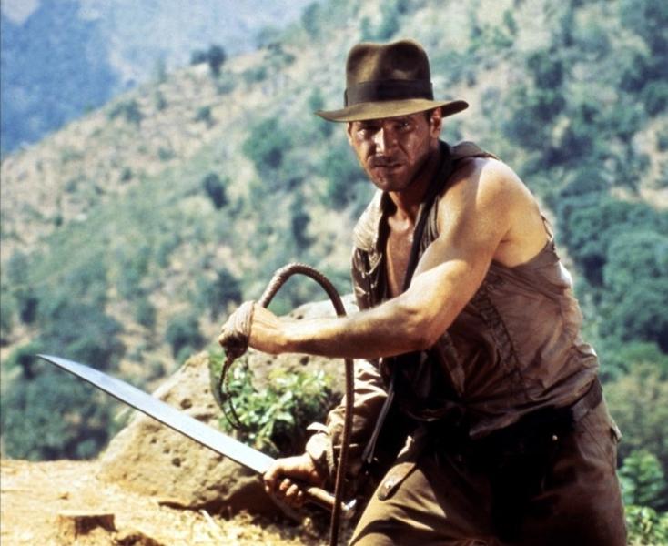 Indiana Jones Whip 1