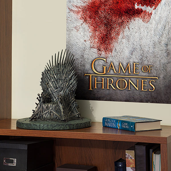 Iron Throne Mini Replica 1