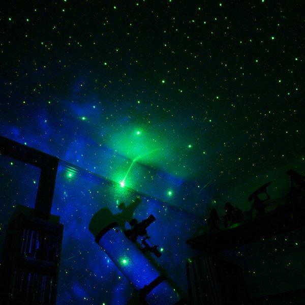 Laser Star Show 1