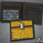 Minecraft Treasure Chest Wallet 9
