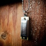 Mini Harmonica Necklace 1