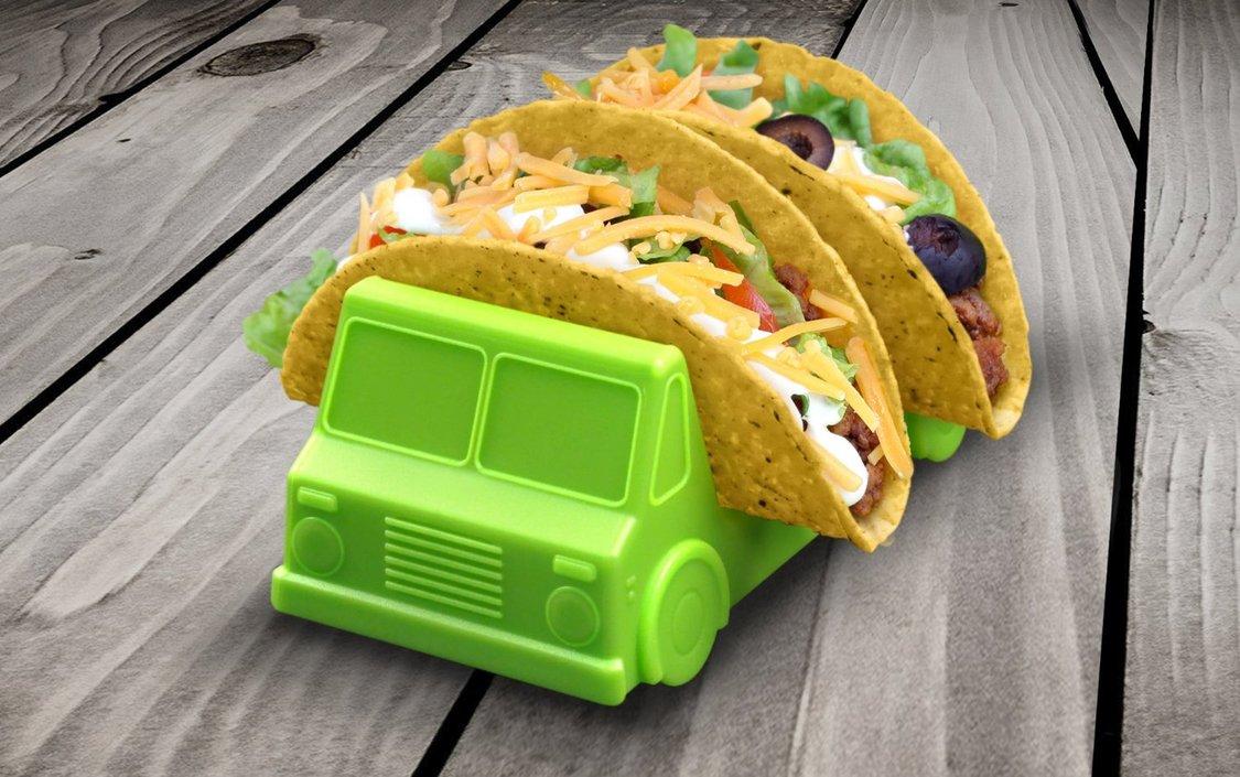 Mini Taco Truck 1