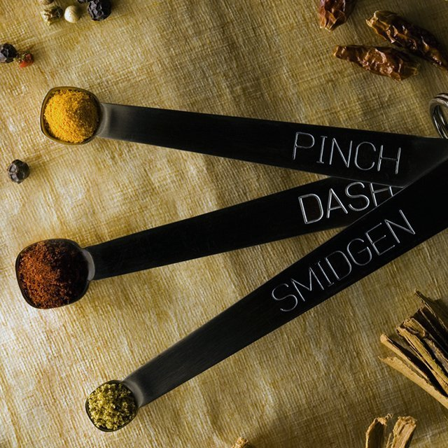 Playful Measuring Spoons 1