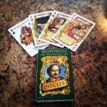 Shakespeare Insults Playing Cards 5