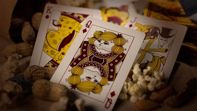 Sideshow Freaks Playing Cards 1