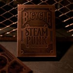 Steampunk Playing Cards 7