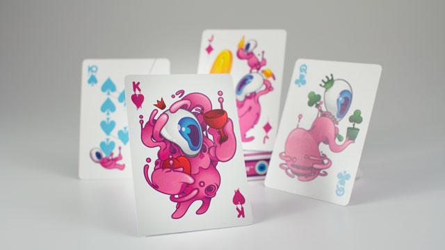 Street Art Playing Cards