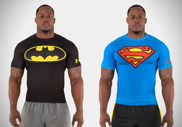 Super Hero Compression Shirts
