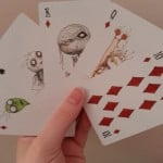 Tim Burton Playing Cards 2