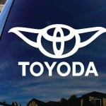 Toyoda Decal 5