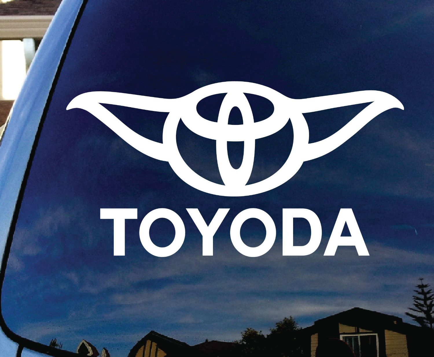 Toyoda Decal 1