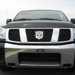 Transformers Car Emblem 8
