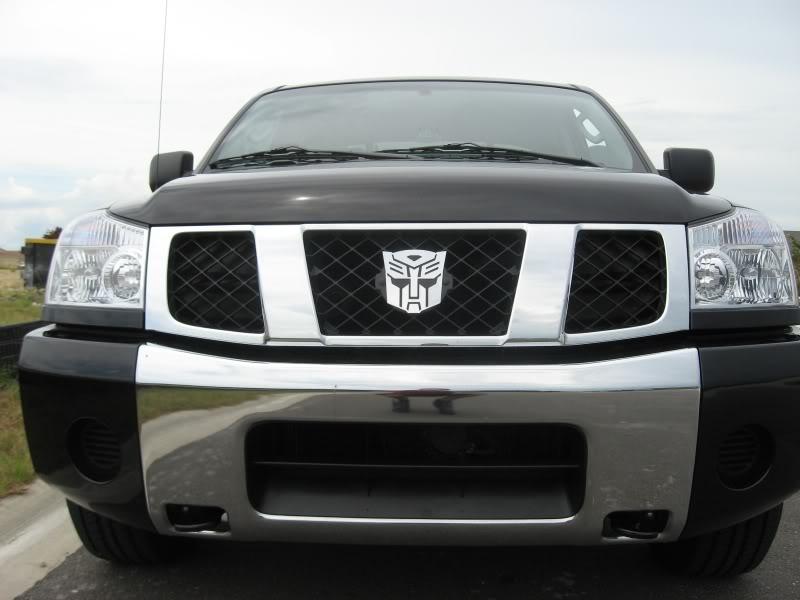 Transformers Car Emblem 1
