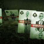 Zombie Playing Cards 4