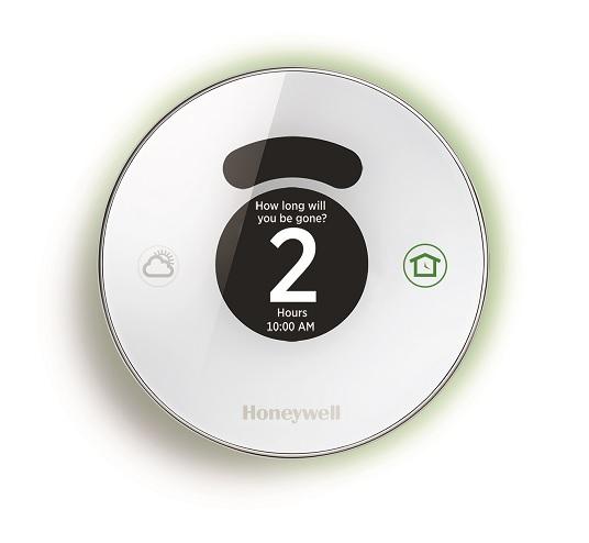 Honeywell's Lyric Thermostat 1