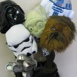 Star Wars Golf Club Headcovers