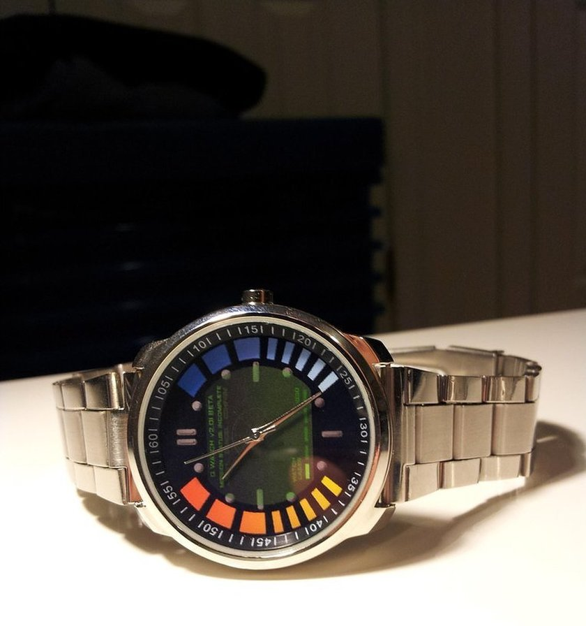 007 Goldeneye Watch 1