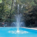 3-Tier Pool Fountain