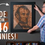 Abe Lincoln Penny Poster 4