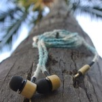 Bamboo Tangle Free Earbuds 8
