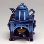 Ceramic Kettle Oil Warmer