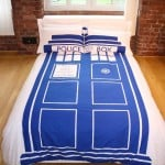 Doctor Who TARDIS Comforter Set 11