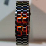 Faceless LED Watch 8
