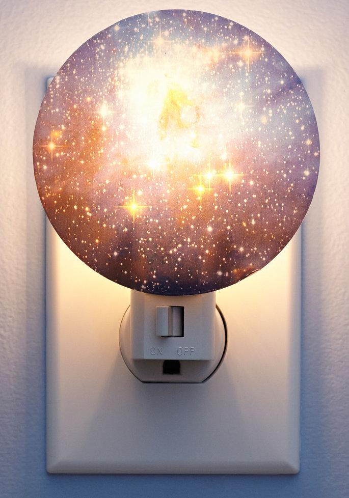 Galaxy Night Light 1