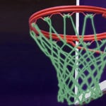 Glow In The Dark Basketball Net 3