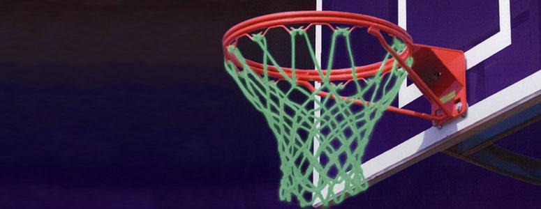 Glow In The Dark Basketball Net 1