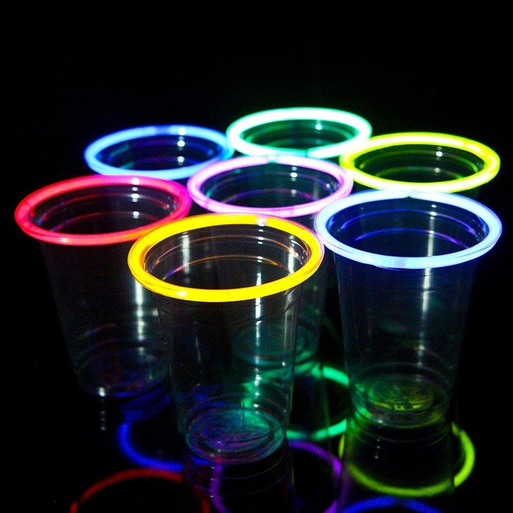 Glow Stick Cups 1