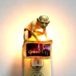 Gollum Night Light 8