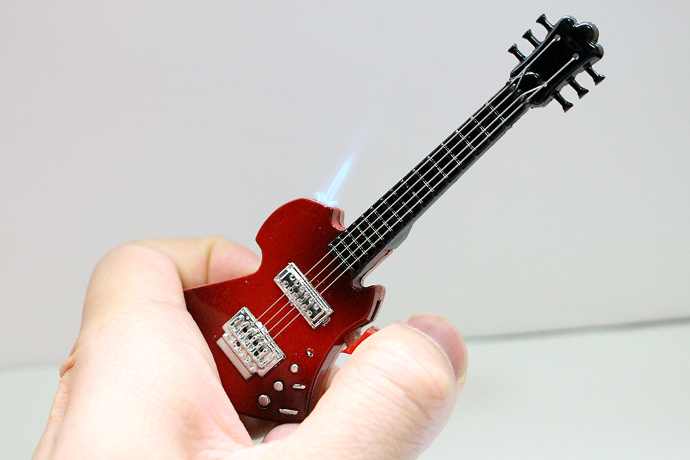 Guitar Lighter 1
